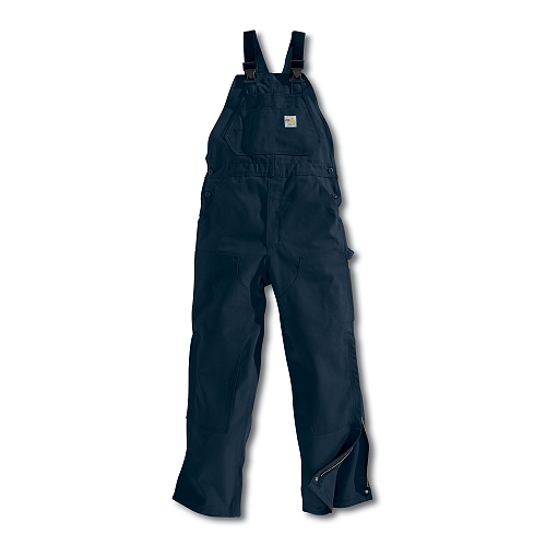 Carhartt Style #: FRR45 Flame-Resistant Duck Bib Overall/Unlined FRR45
